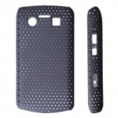 HOUSSE COQUE ETUI PERFOREE ★★ BLACKBERRY 9700 9780 BOLD ★★ NOIR TROU HOLE