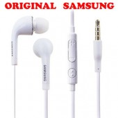 KIT PIETON ECOUTEURS SAMSUNG ★ INTRA AURICULAIRE BLANC ★ GALAXY S5 ORIGINAL