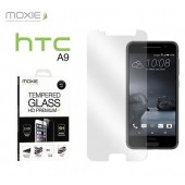 FILM PROTECTION ECRAN VITRE LCD ★ MOXIE★ HTC A9 ★ VERRE TREMPE 2.5D 0,3mm 9H