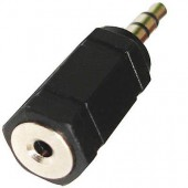 Adaptateur Jack 3,5 male 2.5 femelle ★★★ SAMSUNG IPHONE NOKIA HTC LG WIKO ★★★