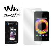 FILM PROTECTION ECRAN VITRE ★★ WIKO SUNSET 2 ★ VERRE TREMPE 2.5 ★ TEMPERED GLASS