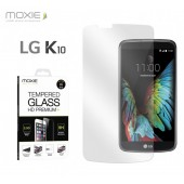 FILM PROTECTION ECRAN VITRE ★ LG K10 ★ VERRE TREMPE 2.5D ★ TEMPERED GLASS