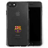 COQUE SKIN TPU TRANSPARENTE ★★ FC BARCELONE OFFICIEL ★★ IPHONE 6 6S ★★ FC BARCA