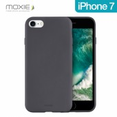 COQUE SOUPLE SOFT TOUCH BE FLUO GRIS ★★ MOXIE ★★ IPHONE 7 ★★ ANTICHOC