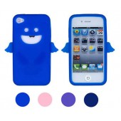 HOUSSE ETUI COQUE SILICONE ★★ IPHONE 4 4 4S ★★ ANGE ANGEL ★★ AU CHOIX