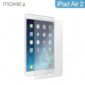 FILM PROTECTION ECRAN VITRE LCD ★★ MOXIE ★★ IPAD AIR 1 & 2 ★★ VERRE TREMPE 2.5D