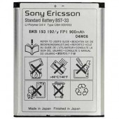 BATTERIE ORIGINE BST-33 ★★ SONY ERICSSON ORIGINAL BST33 ★★ C702  C901 GreenHeart