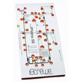 ★★ KIT OUTILS SPECIAL AIDE REPARATION VITRE LCD VIS PATRON ★ IPHONE 5S ★ ISCREWS