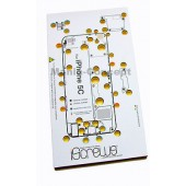 ★★ KIT OUTILS SPECIAL AIDE REPARATION VITRE LCD VIS PATRON ★ IPHONE 5C ★ ISCREWS
