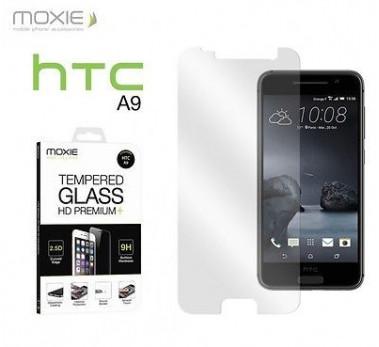 FILM PROTECTION ECRAN VITRE LCD ★ MOXIE★ HTC A9 ★ VERRE TREMPE 2.5D 0,3mm 9H
