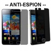 FILM PROTECTION ECRAN ★ PRIVACY ANTI ESPION ★ SAMSUNG GALAXY S2 I9100 ★ NO SPY