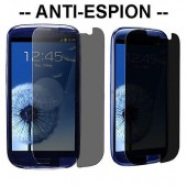 FILM PROTECTION ECRAN ★ PRIVACY ANTI ESPION ★ SAMSUNG GALAXY S3 i9300 ★ SECURITE