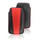 Housse Etui Pochette souple ★ IPHONE 3G 3GS  ★Duo Rouge