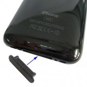 ★ Protection ANTI POUSSIERE Iphone 3G 3Gs USB + JACK ★