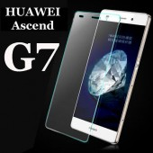 FILM PROTECTION VITRE ★★ HUAWEI ASCEND G7 ★ VERRE TREMPE 2.5 9H ★ TEMPERED GLASS