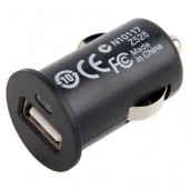 CHARGEUR VOITURE USB ★ SAMSUNG NOKIA WIKO...  ★ Allume Cigare NOIR