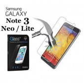FILM PROTECTION ECRAN VITRE LCD ★ SAMSUNG GALAXY NOTE 3 NEO LITE ★ VERRE TREMPE