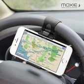SUPER SUPPORT UNIVERSEL VOITURE pour VOLANT ★ WHEEL ★ IPHONE 5 5C 5S 6 +