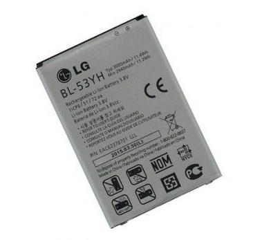 PROMO ★★ BATTERIE ORIGINE LG BL-53YH ★ LG G3 ORIGINAL ★★ D830 D850 D851 F400