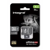 CARTE MEMOIRE MICRO SD FULL HD ★★ INTEGRAL 16GB ★★ ULTIMA PRO CLASS 10 - 90MB/s