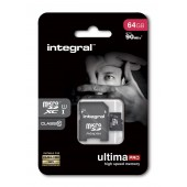 CARTE MEMOIRE MICRO SD FULL HD ★★ INTEGRAL 32GB ★★ ULTIMA PRO CLASS 10 - 90MB/s