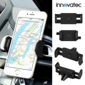 SUPPORT UNIVERSEL VOITURE GRILLE AERATION ★ APPLE SAMSUNG WIKO NOKIA HTC etc.
