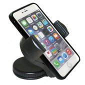 SUPPORT UNIVERSEL VOITURE A VENTOUSE ★ APPLE SAMSUNG WIKO NOKIA HTC etc.