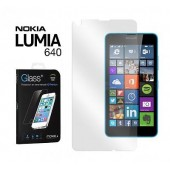 FILM PROTECTION ECRAN VITRE LCD MOXIE ★  NOKIA LUMIA 640 ★ VERRE TREMPE 2.5D 0,3