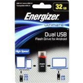 ENERGIZER ULTIMATE 32GB ★ DOUBLE CLE USB ★USB et MICRO USB ★ SAMSUNG WIKO LG...