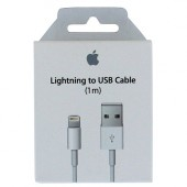 ★ ORIGINAL APPLE MD818ZM/A ★ CABLE USB CHARGE SYNCHRO ★ IPHONE 5 5C 5S SE 6 6S