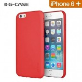 HOUSSE COQUE ETUI ★★ G CASE ORILA ★★ IPHONE 6 PLUS ET 6S PLUS ★ RED ASPECT CUIR