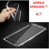 HOUSSE ETUI COQUE SILICONE TRANSPARENT ★ APPLE IPHONE 7  ★