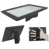 COQUE PROTECTION INTEGRALE 360 HAND STRAP DRAGONE ★ APPLE IPAD 2 3 4 ★ NOIR