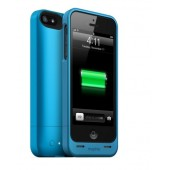 ETUI COQUE BATTERIE INTEGREE ★ MOPHIE JUICE PACK HELIUM ★ IPHONE 5 5S SE ★ BLUE
