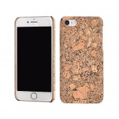 COQUE ETUI PROTECTION EN VERITABLE  LIEGE ★★ CORK DESIGN CASE ★★ IPHONE 7