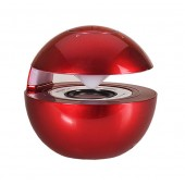 ENCEINTE BLUETOOTH UNIVERSELLE ★ LED BALL SPEAKER RED ★ LUMINEUSE ROUGE