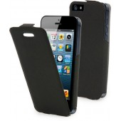 HOUSSE ETUI COQUE PROTECTION ★★ CLAPET ★★ MUVIT ★ IPHONE 5C ★ NOIR