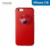 Coque MOXIE Red Monster - Coque avec un Monstre en Relief iPhone 8 / 7