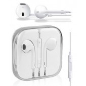 KIT PIETON CASQUE ECOUTEURS MICRO ★ APPLE MD827 ★ IPHONE 5 5S 5C ★ ORIGINAL