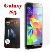 FILM PROTECTION ECRAN VITRE LCD ★ SAMSUNG GALAXY S5 ★ VERRE TREMPE 2.5D 0,3mm