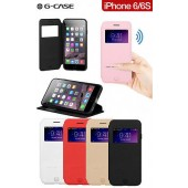 HOUSSE COQUE ETUI FOLIO ★★ G CASE MAGIC SENSE VIEW ★★ IPHONE 6 6S 4,7 ★ AU CHOIX