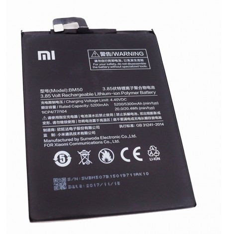 BATTERIE ORIGINALE - OFFICIEL XIAOMI MAX 2 - BM50