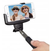 PERCHE CANNE SELFIE BLUETOOTH ★ BRAS TELESCOPIQUE 110cm  Kitvision /IOS Android