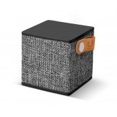 ENCEINTE BLUETOOTH CUBE ROCKBOX FRESH'N REBEL - SANS FIL PORTABLE - NOIR