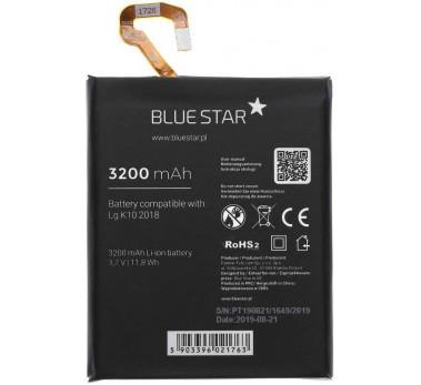 Batterie BlueStar Prenium - Charge Rapide 2.0  --  Pour LG K10 2018 3200mAh