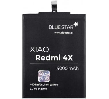 Batterie BlueStar Prenium – Pour Xiaomi Redmi Note 4X 4000mAh – Remplace BM47
