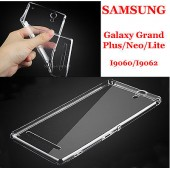 HOUSSE ETUI COQUE SILICONE TRANSPARENT ★SAMSUNG GALAXY GRAND PLUS NEO LITE i9060