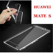 HOUSSE ETUI COQUE SILICONE TRANSPARENT ★ HUAWEI MATE S ★ TPU ULTRA THIN GEL
