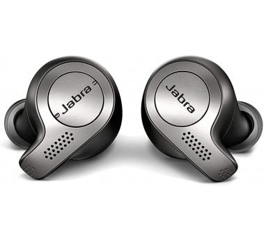 JABRA ELITE 65T - Oreillette Bluetooth Intra-Auriculaire - Noir Titane